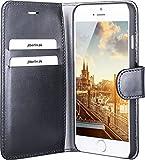 JT Berlin LederBook Hülle Kreuzberg für Apple iPhone SE