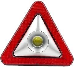Auto Waarschuwing Driehoek Lamp Driehoek Werk Licht Outdoor Noodwaarschuwing Lamp Multifunctioneel Auto Waarschuwingslicht