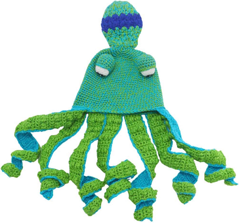 LIERDE Tricky Genuine and Fun Octopus for Halloween Under blast sales Headgear Adult Party