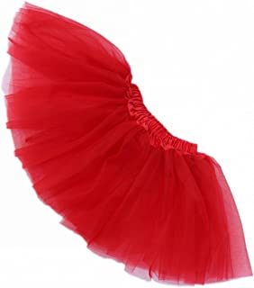 Girl's Tutu Assorted Colors Free Size for 3-8T