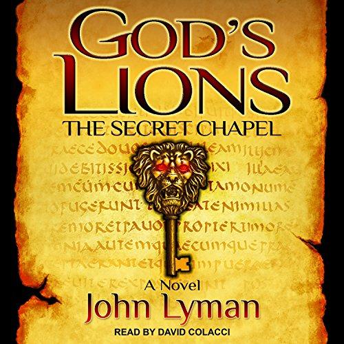 The Secret Chapel audiobook cover art