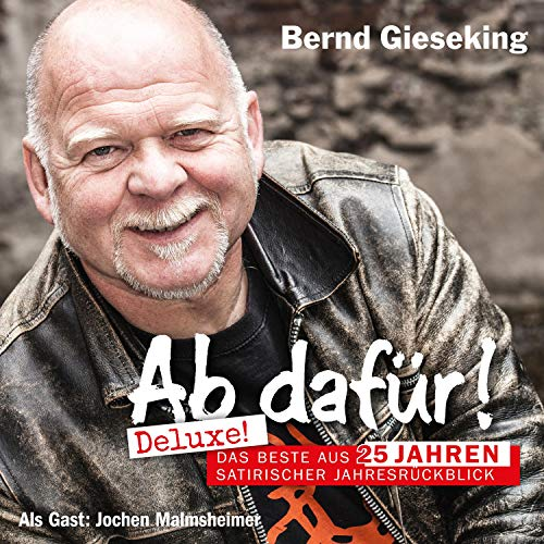 Ab dafür! Deluxe! cover art