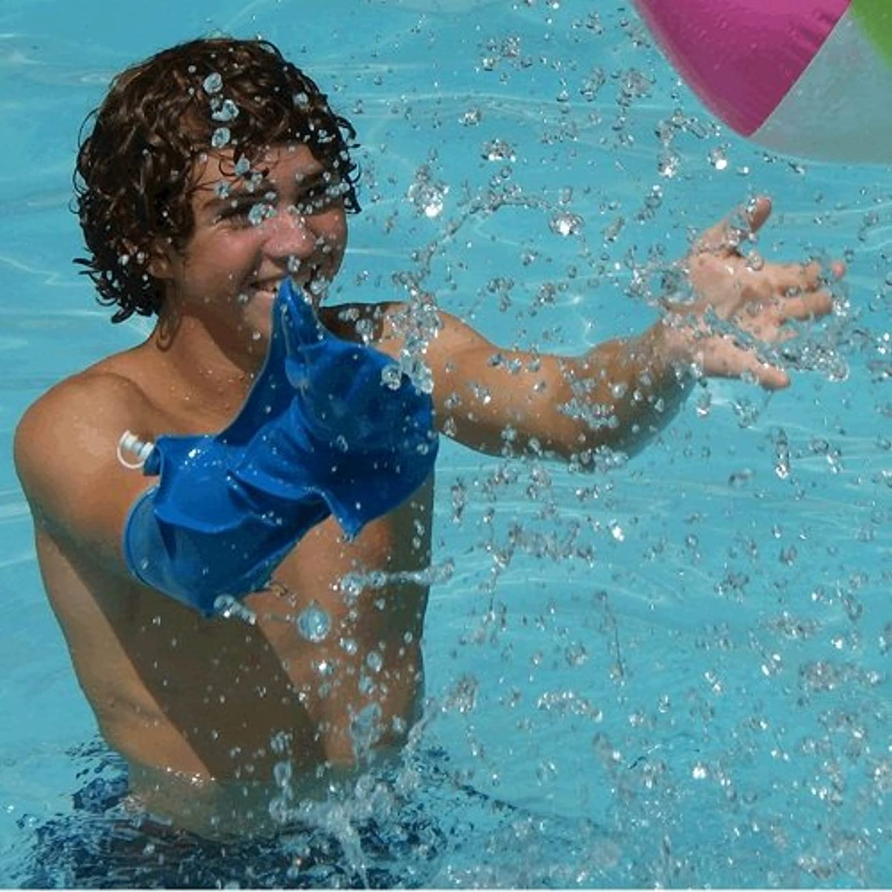 アプト第三先生【骨折】【ギプス】 ドライプロ 腕用防水カバー:ハーフサイズ (L)