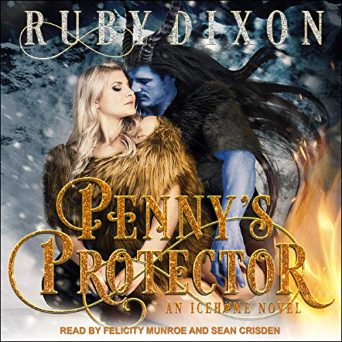 Penny's Protector Audiobook By Ruby Dixon cover art