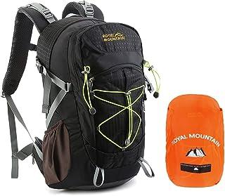 LOCAL LION Sac à Dos de Randonnée 30 litres Sac à Dos de Camping d'alpinisme Étanche Voyage Randonnée Sportive