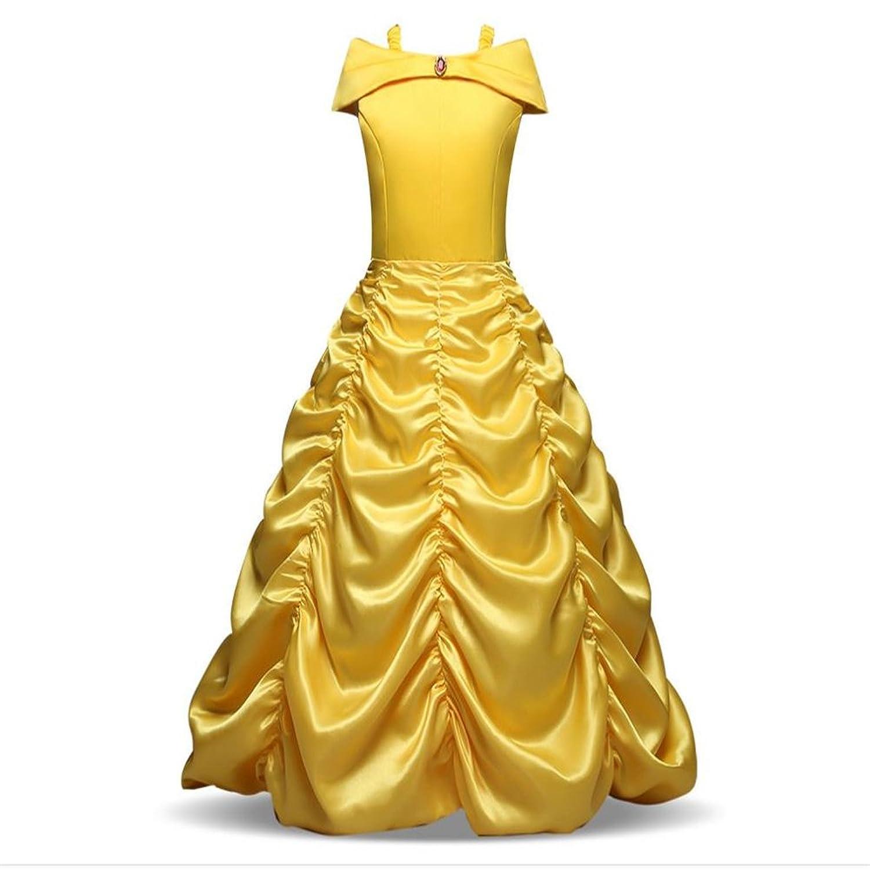 プリンセスなりきり 子供 ドレス キッズ ワンピース お姫様ドレス 女の子 キッズドレス フォーマル 発表会 結婚式 入園式 演奏会