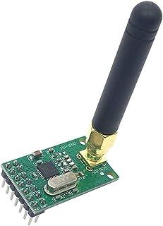 ZHITING Módulo Transceptor Inalámbrico NRF905 PTR8000 + 433/486 / 915MHz con Antena NF905SE