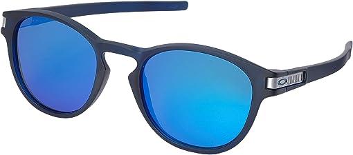 Matte Trans Blue w/ Prizm Sapphire