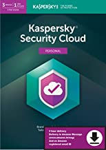 Kaspersky Security Cloud - Personal South, 3 Device, 1 Account KPM, 1 Year - Download Pack (Email Delivery in 2 Hours - No CD)