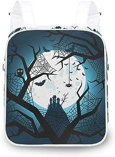 LUPINZ - Mochila para Halloween con diseño de murciélagos voladores