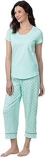 Pajamas for Women Cotton - Womens Capri Pajama Sets
