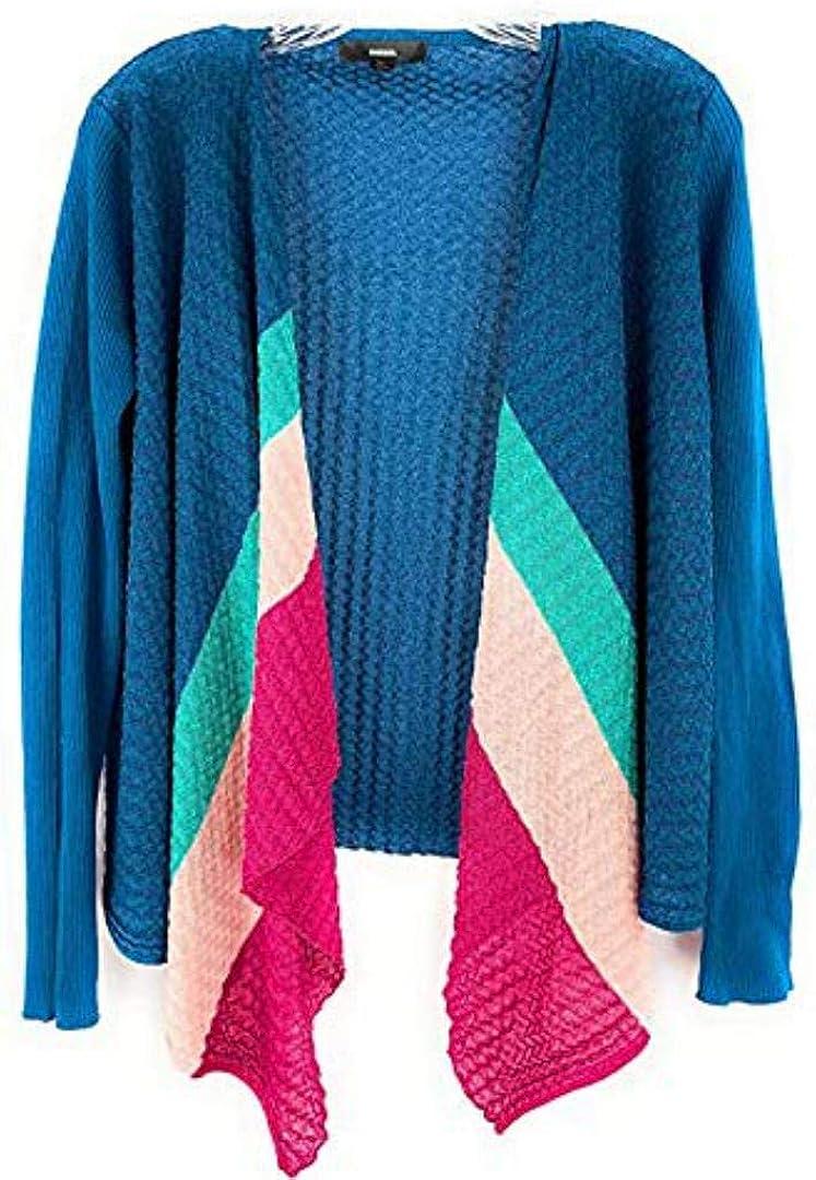 Diesel M Capital Womens Cardigan Sweater Bright Blue (L)
