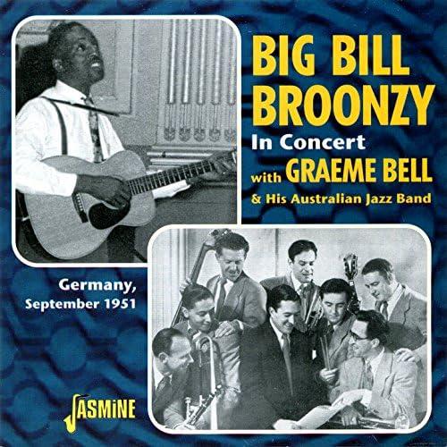 Big Bill Broonzy, Graeme Bell & Graeme Bell's Australian Jazz Band