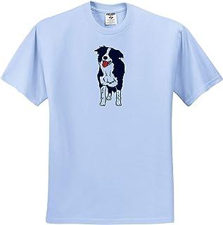 T-Shirts 3dRose Sven Herkenrath Dog Doberman Dog with Best Doberman Dad Ever Gift