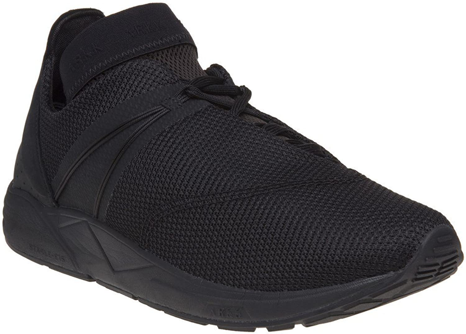 ARKK Copenhagen Eaglezero Trainers Black