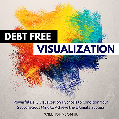 Debt Free Visualization audiobook cover art
