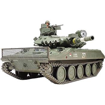 タミヤ 1/16 ビッグタンクシリーズ No.13 アメリカ軍 空挺戦車 M551 シェリダン ディスプレイモデル プラモデル 36213