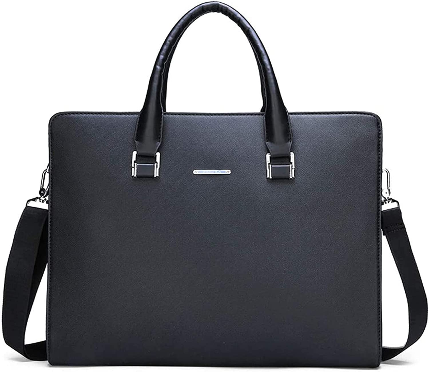 ALISALQ Men's Nylon Briefcases with Bombing new work Trust Sing Large Briefcase Volumes