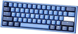 Ducky One 2 Mini Good in Blue White LED 60% Double Shot 銀軸