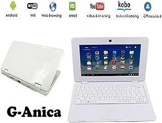 "G-Anica Ordenador portátil de 10.1""(WiFi, 1.5GHz 512 MB"