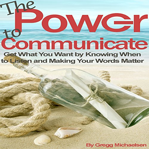 The Power to Communicate audiobook cover art