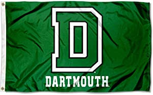 College Flags & Banners Co. Dartmouth Big Green Athletic Logo Flag