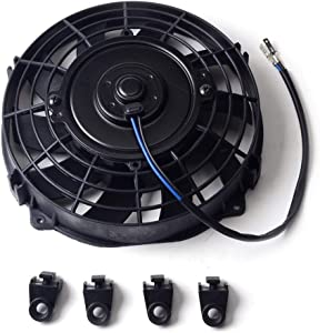 Amtrak Solar's Powerful Attic Exhaust Fan Quietly Cools your House Ventilates your house, garage or RV and protects against moisture build-up (Fan Only, 7