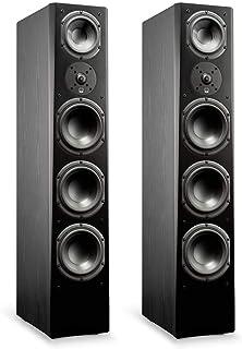 SVS Prime Pinnacle – 3-Way Tower Speaker (Pair) - Premium Black Ash