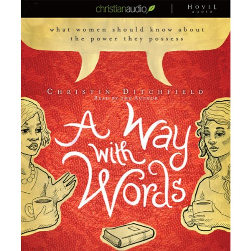 A Way With Words audiobook cover art