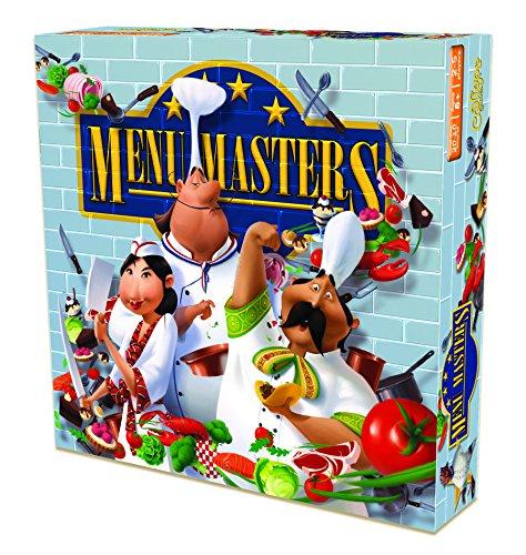 Calliope Games Menu Masters Board Game (The Best Restaurant Games)