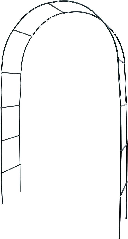 Decorative Garden Arch Trellis for Climbing Plants 7.87 Ft High x ...
