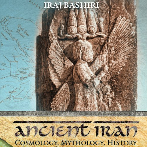 Ancient Iran audiobook cover art