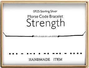 strength morse code