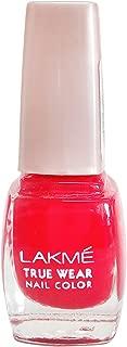 Lakmé True Wear Nail Color - Shade 501, 9ml Bottle