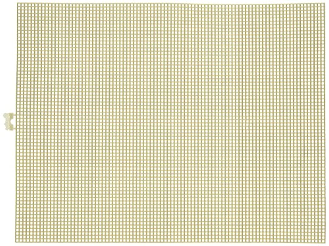 Darice 7 Mesh Plastic Canvas, Metallic Gold, 10.5