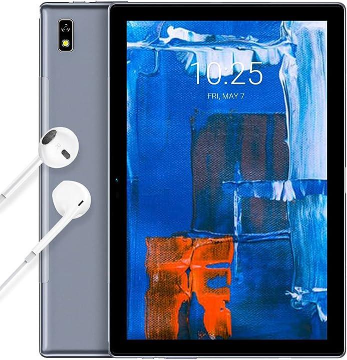 Tablet 10 pollici blackview tab 9 tablet android 10,batteria 7480mah,octa-core 4g lte dual sim+5g wifi tablet B093Q16J61