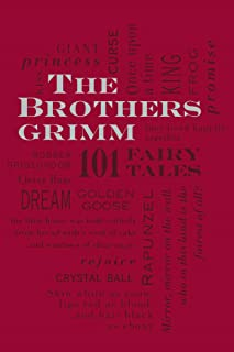 The Brothers Grimm: 101 Fairy Tales (1) (Word Cloud Classics)