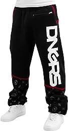 Dangerous DNGRS Homme Pantalon de Jogging Crosshai