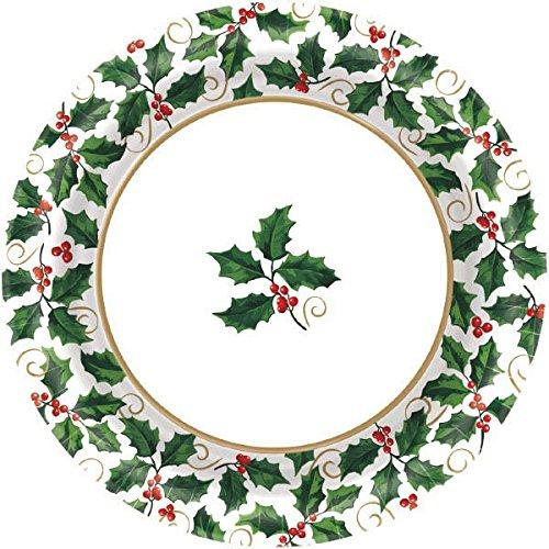 cumplea/ños y vacaciones de Navidad multicolor Vasos de papel de fiesta de 9 onzas de papel de aluminio dorado aniversarios 100 unidades de vasos desechables de pl/ástico para bodas