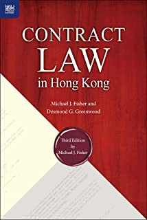 Contract Law in Hong Kong, Third Edition