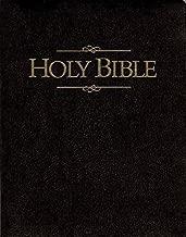 Holy Bible, Keystone Giant Print Presentation Edition: King James Version