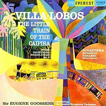 Villa-Lobos: Little Train of Caipira (from Bachianas Brasileiras No. 2) - Ginastera: Estancia & Panambi