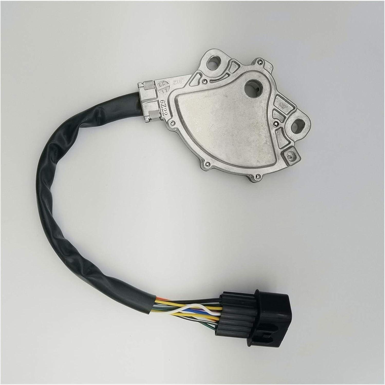 Color : MR263257 ZHIXIANG MR263257 Neutral Inhibitor Sicherheitsschalter Sitz for Mitsubishi Montero Pajero 8604A015 8604A053 Sport V73 V75 V77 2.632,57