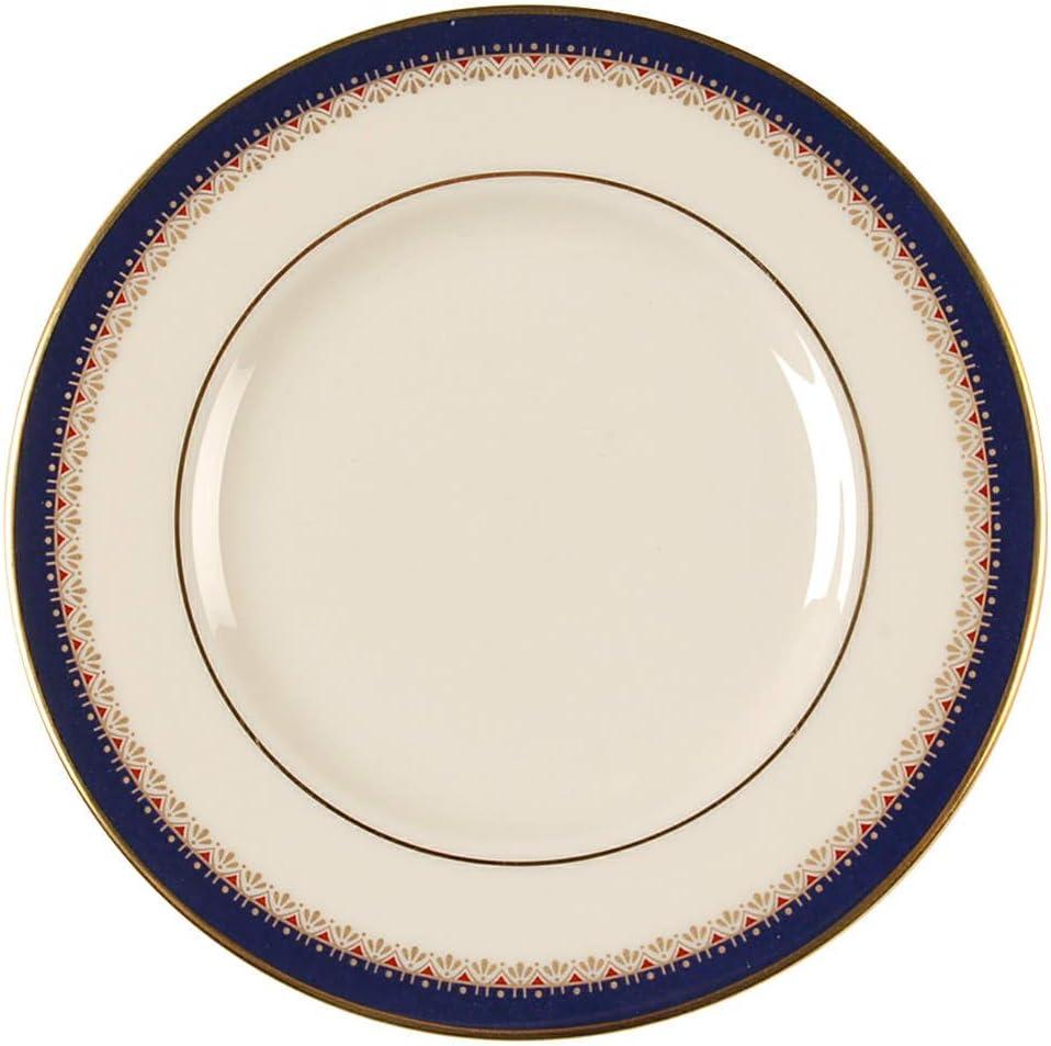 Lenox New product! New type Jefferson Bread Butter Plate Nashville-Davidson Mall