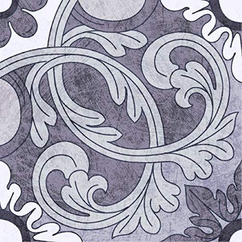 Pegatinas para azulejos antiguas de estilo holandés para cocina, baño, azulejos de pared, escalera, armarios, nevera, techo, decoración floral holandesa