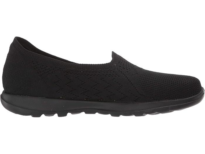 Skechers Women/'s Go Walk Lite-Ruby Loafer Flat