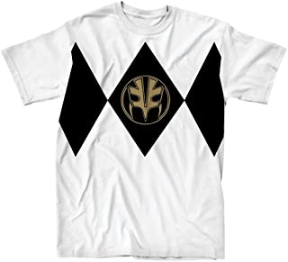 White Ranger Adult Costume T-Shirt