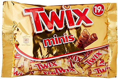 Twix Minis Beutel 403g 19 St.