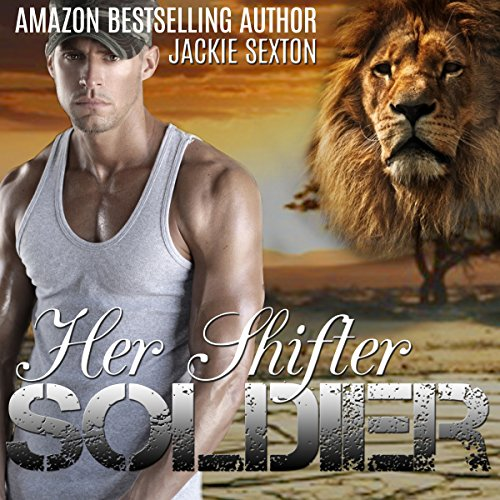 Her Shifter Soldier audiobook cover art