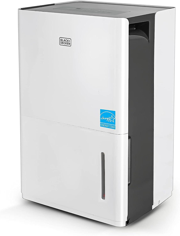 BLACK+DECKER BD50PMWSA dehumidifiers 4500 White Japan Maker 1 year warranty New Ft Sq.